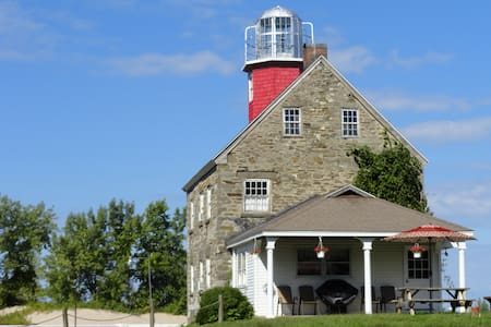 Salmon River (Selkirk) Lighthouse - Farol