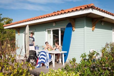 Vacances Zen Villa 8 personnes - Parentis-en-Born - Villa