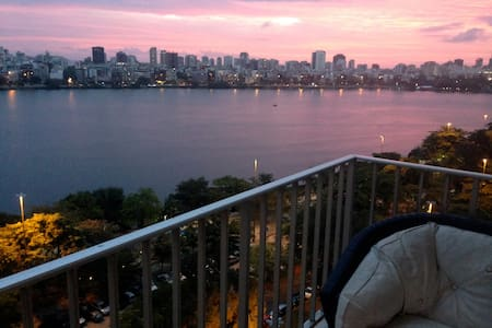 Nice suite with spectacular view - Apartamento