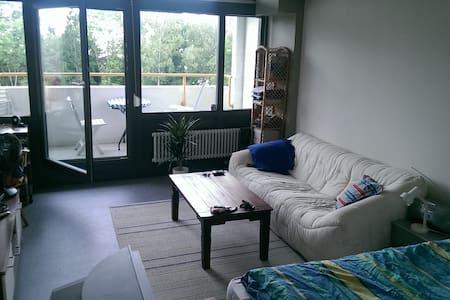 Couch in meiner 1-Zi-Whg - Apartmen