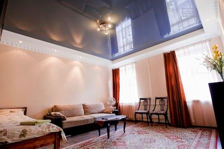 Комфортная и уютная в самом центре! - Appartement
