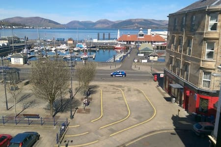 Marina View - Rothesay - Appartement