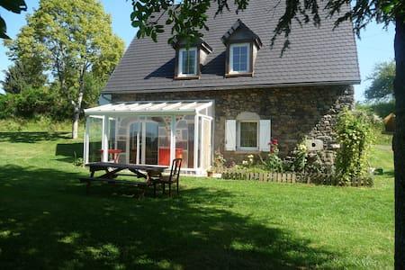 Maison dans le massif du Sancy - Larodde - Haus