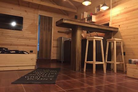 Chalet for rent in faraya wood house 2 - Bayrut