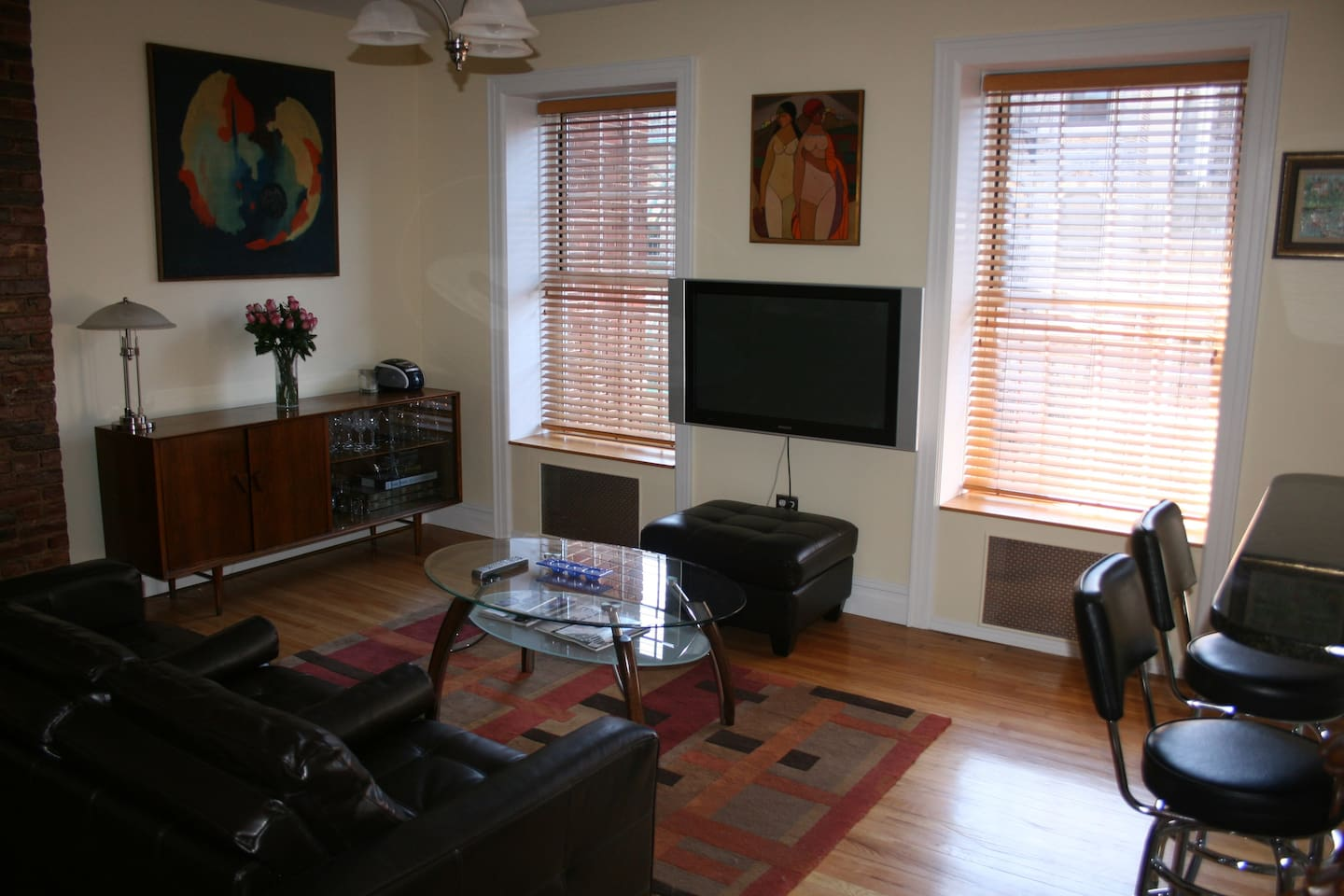 Living Room - from front entry