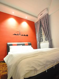 USM budget homestay 2 person room