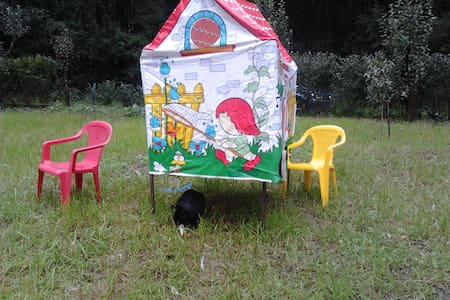 Garden House in Pine Woods - Lozorno - Cabane