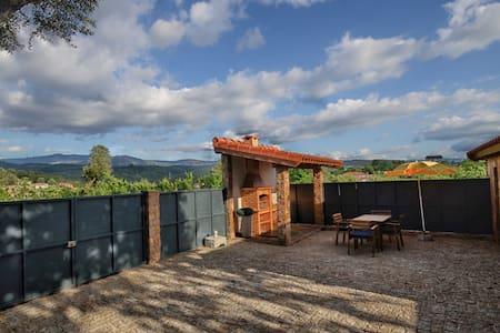 Casa Rural T1 - Camélias de Basto - Huis