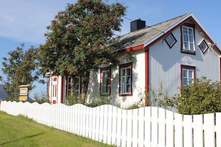 Hov Holiday Home in Lofoten - Vågan - Rumah