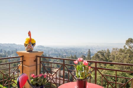 Luxury home with breathtaking views - Berkeley - Casa
