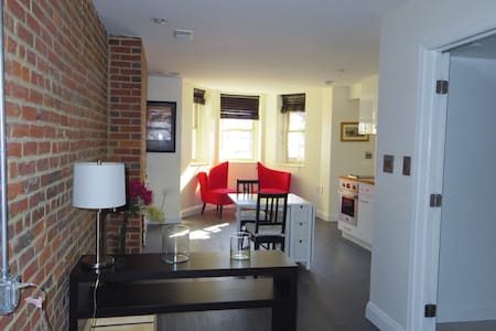Studio Apt in Row House in Shaw