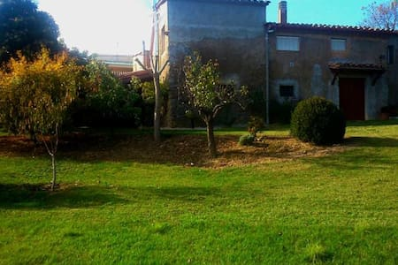 Casa de campo/House-countryside/maison-campagne - Llampaies