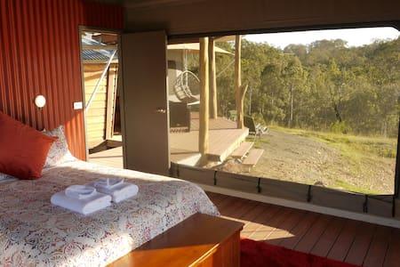 Donnybrook Eco Retreat - Hillview - Luskintyre