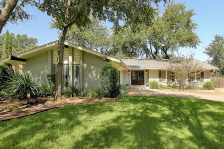 West Austin Ranch Home w/ Huge Yard - Austin - Casa