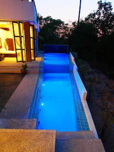 2Bd Pool Villa in Koh Tao, Sairee - Villa