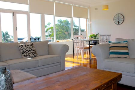 Sunny and Spacious haven in Bondi