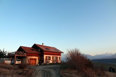 Lovely home in Manteyer - Manteyer