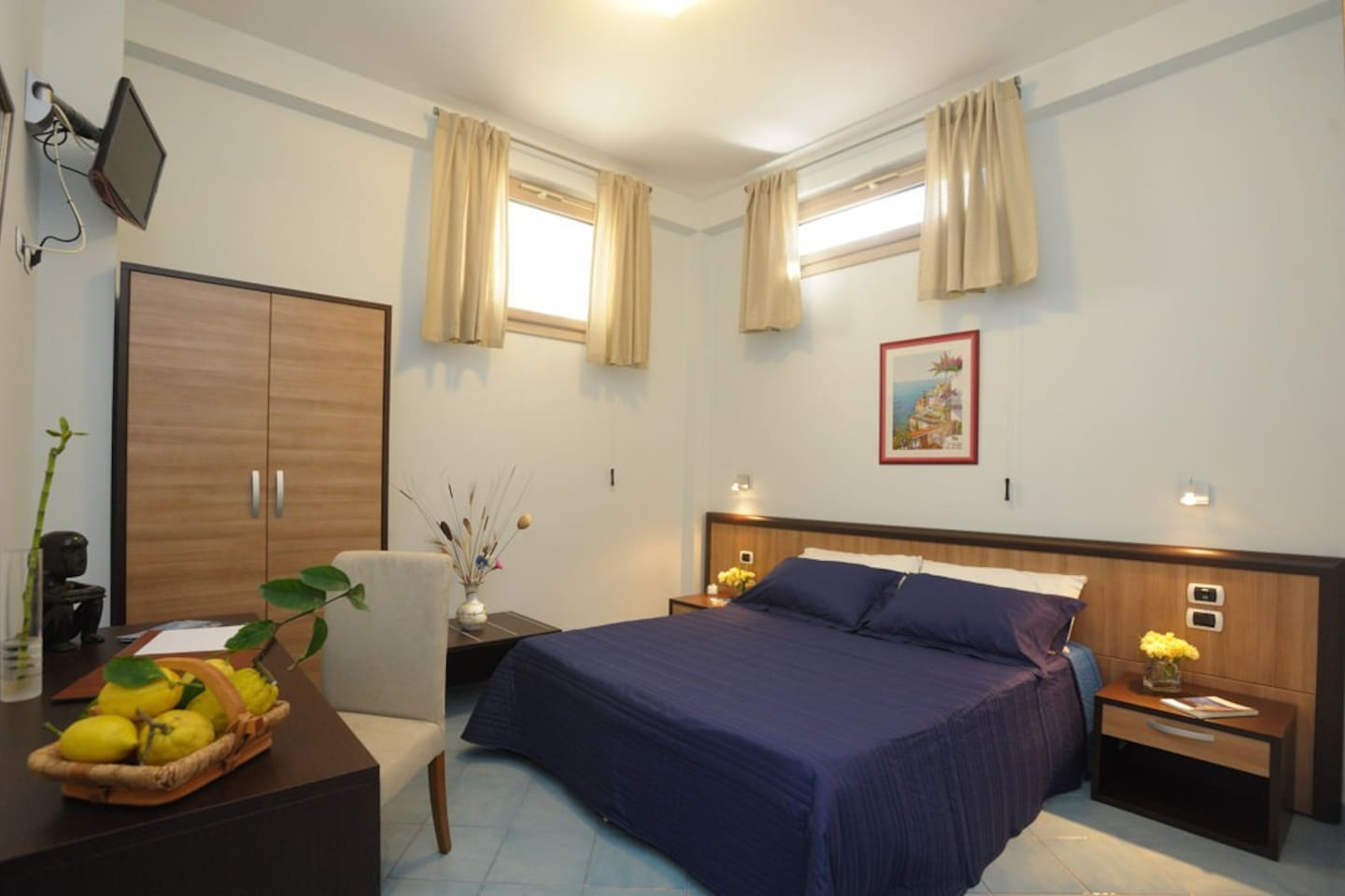 Terrazza Atrani - Double room without balcony
