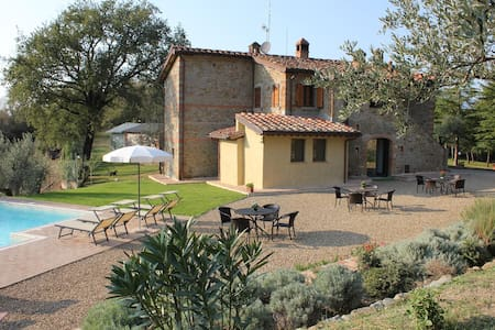 B&B Country House Poggio del Drago - Civitella in Val di Chiana - Bed & Breakfast