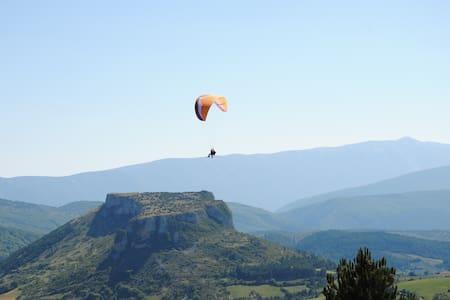 Vacances en Drôme Provençale - Talo