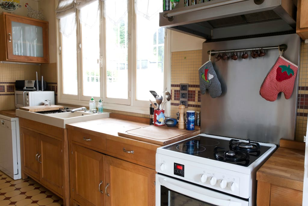 Charming cozy house 10 min of Paris