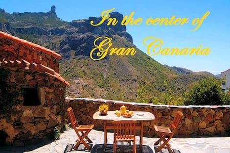 Cottage in the center of Gran Canaria - House
