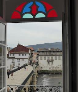 Quarto Cambedo -Casa da Ponte(twin) - Apartamento