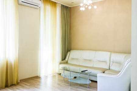 Comfortable 2 rooms apt in Kharkov - Kharkiv - Apartamento