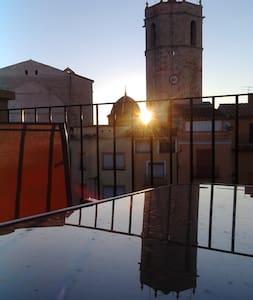Apto.3 dormitorios 2 baños, terraza - Flat