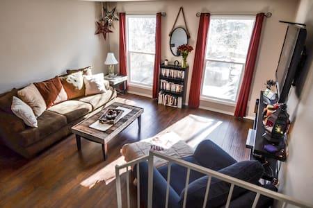 Rustic & Cozy Living - 아파트(콘도미니엄)