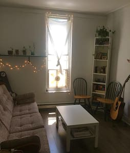 Cute apartment in the heart of Montreal - Montréal - Apartment