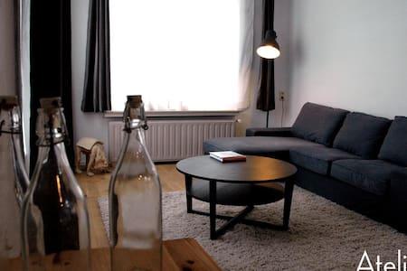 "Apartement ""ATELIER"" near station - Antwerpen - Apartment"