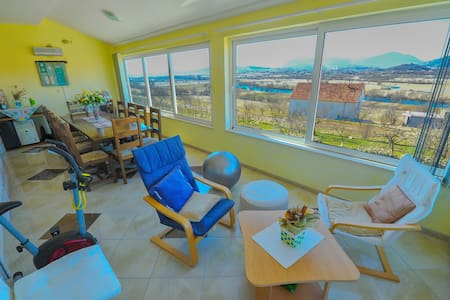 Amazing apartment with amazing view - Bajagić