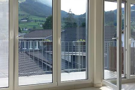 Wohnen / Wandern / Bergblick - Apartment