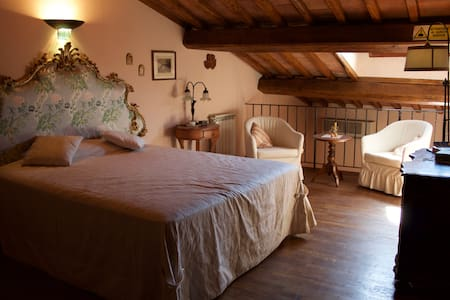 romantic and quiet apartment in the city centre. - Firenze - Lejlighed
