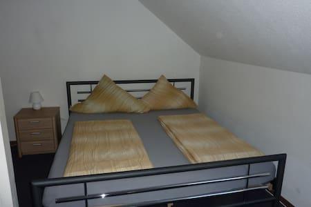 Doppelzimmer für max. 3 Personen - Gyhum - Bed & Breakfast