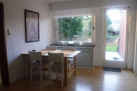 ground-floor apartment 3-7 persons - Daire
