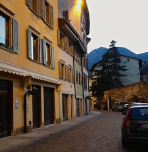 In the hearth of downtown Trento - Apartemen