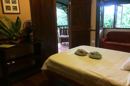 Jungle House Rainforest Lodge B&B - Bed & Breakfast