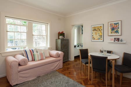 sweet 1br in heart of potts point