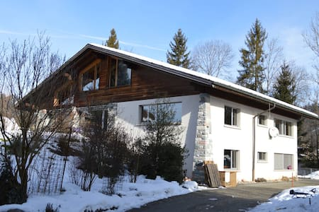 Familienzimmer / Family Room - Langnau im Emmental - Bed & Breakfast