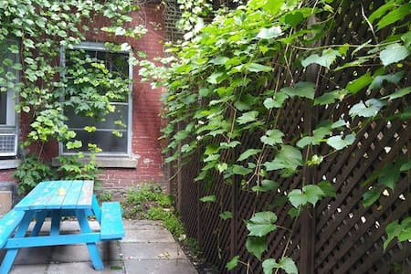 Single room in the heart of the Mile End - Montréal - Apartment