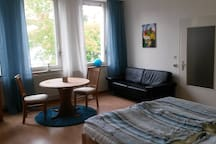 Helles Apartment in zentraler Lage