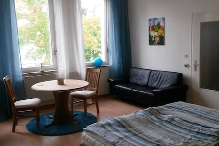 Helles Apartment in zentraler Lage - Bad Hersfeld - Apartamento