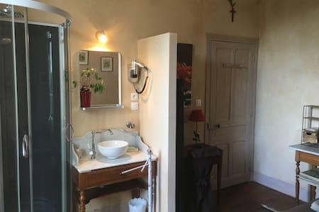 Chambre double avec lit supplémentaire - Townhouse