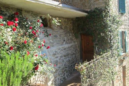 Ma maisonnette en Toscane 2/4 pers.