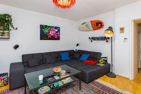 Gästezimmer direkt in d. Innenstadt - Apartment