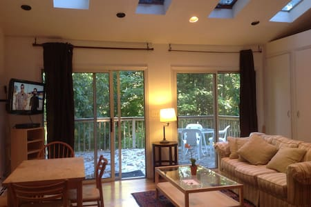 Beautiful one bedroom apartment. - 獨棟