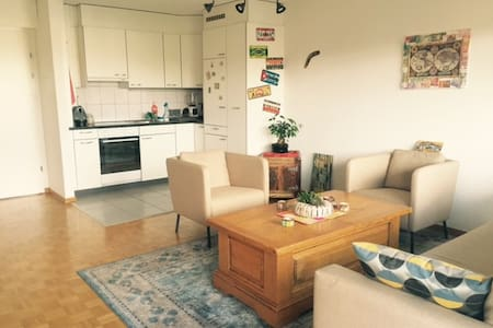 Nice apartment in Biel close to Bern - Apartemen
