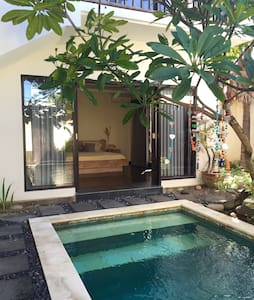 Modern Room In Spacious Villa - Kuta - Villa